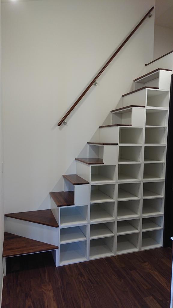 ロフト階段